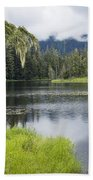 Crane Lake, Tongass National Forest Bath Towel