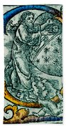 Creation Giunta Pontificale 1520 Hand Towel