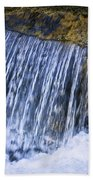 Creek In Mount Rainier National Park Bath Towel