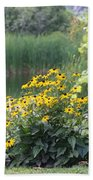 Crystal Lake State Park In Barton Vermont Bath Towel