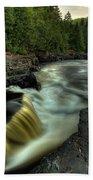 Current River Falls Bath Towel