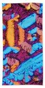Cuspidene Crystal Bath Towel by M I Walker