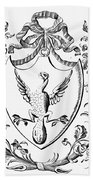Custis: Coat Of Arms Bath Towel
