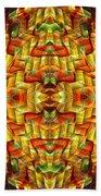 Cyberbraid Mandala Bath Towel