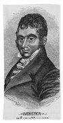 Daniel Webster (1782-1852) Bath Towel