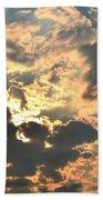 Dazzling Sunset Bath Towel