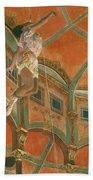 Degas: Miss La La Bath Towel