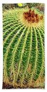 Desert Cactus Bath Towel