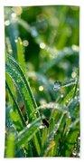 Dewdrops Bath Towel