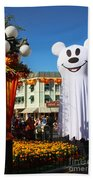 Disneyland Halloween 1 Bath Towel