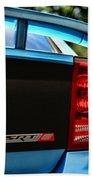 Dodge Charger Srt8 Rear Bath Towel