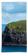 Donegal Seascape Bath Towel
