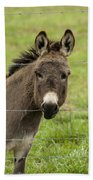 Donkey - The Beast Of Burden Bath Towel