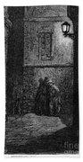 Dore: London, 1872 Bath Towel