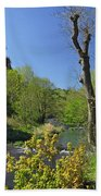 Dove Valley - Beside The River Bath Towel