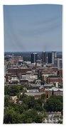 Downtown Birmingham Alabama Bath Towel