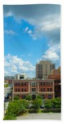Downtown Montgomery Bath Towel