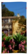 Dream Cottage In Malibu Bath Towel