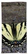 Driveway Butterfly Bath Towel
