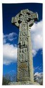 Drumcliffe, County Sligo, Ireland High Bath Towel