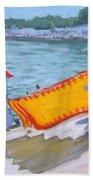 Drying Sari Pushkar  Bath Towel