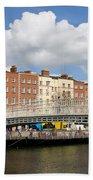 Dublin Scenery Hand Towel