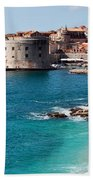 Dubrovnik Old City Bath Towel