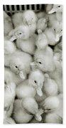Ducklings Bath Towel