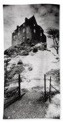 Duntroon Castle Bath Towel