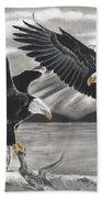 Eagles Hand Towel