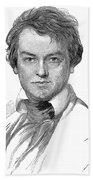 Edwin Forrest (1806-1872) Bath Towel