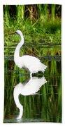 Egret 5 Bath Towel