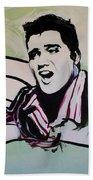 Elvis Bath Towel
