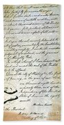 Emancipation Proc., P. 4 Bath Towel