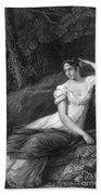 Empress Josephine Bath Towel