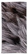 Emu Feathers Hand Towel