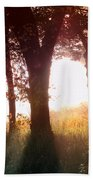 Enchanted Meadow Bath Towel