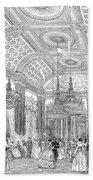 England - Royal Ball 1848 Bath Towel