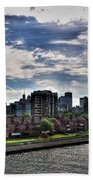 Erie Basin Marina Summer Series 0005 Bath Towel