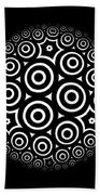 Escher Disc 2 Bath Towel