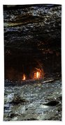 Eternal Flame Reflections Hand Towel