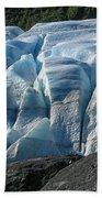 Exit Glacier Viewpoint Bath Towel