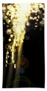 Explosion Of Lights Bath Towel