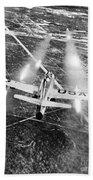 F-84 Thunderjet, 1949 Bath Towel