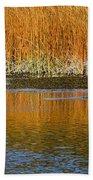 Fall In Yellowstone National Park Bath Towel