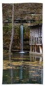 Falling Spring Mill Bath Towel