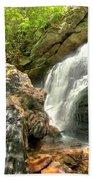 Falls Through The Rocks Bath Towel