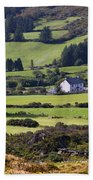 Farmland Near Kilgarvan County Kerry Bath Towel