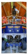 Filey Lifeboat Bath Towel