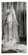 Film: Fair Lady, 1922 Bath Towel